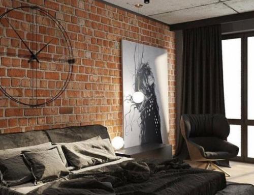 7 Desain Kamar Tidur Gaya Industri Yang Bisa Menjadi Inspirasi Anda