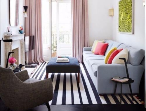 21 Ide dan Trik Desain Ruang Kecil Ini Benar-benar Akan Memaksimalkan Area Anda