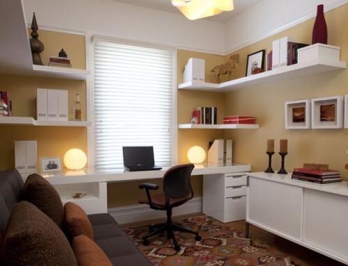 8 Tips Meningkatkan Ruang Kerja di Rumah Anda